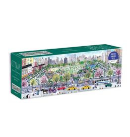 Galison Cityscape Panorama by Michael Storrings 1000p