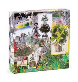 Galison Heritage Collection Fashion Season Double-Sided by Christian Lacroix 500 - Piece jigsaw puzzle
