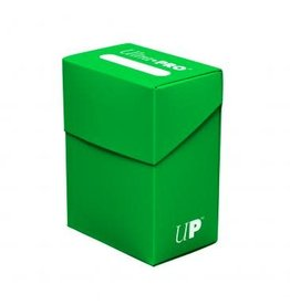 Ultra Pro Lime Green Deck Box