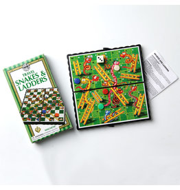 House of Marbles Magnetic Snakes & Ladders (House of Marbles)