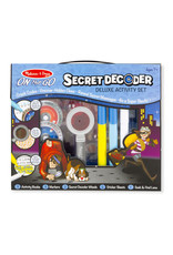 Melissa and Doug Secret Decoder Deluxe