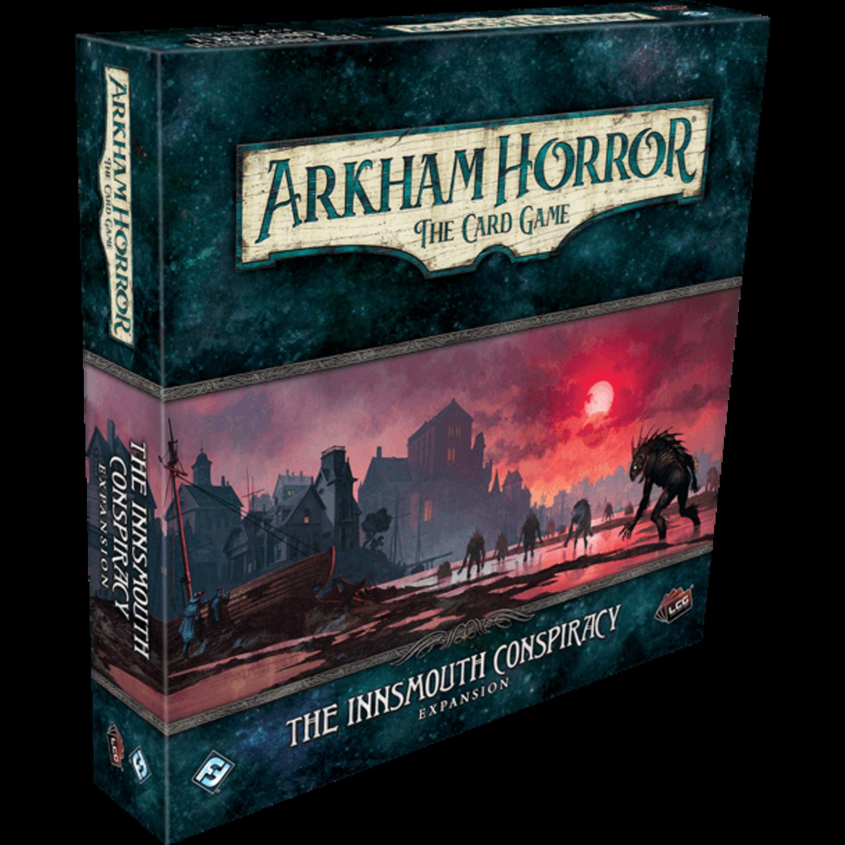 Fantasy Flight Games Arkham Horror: The Card Game: The Innsmouth Conspiracy