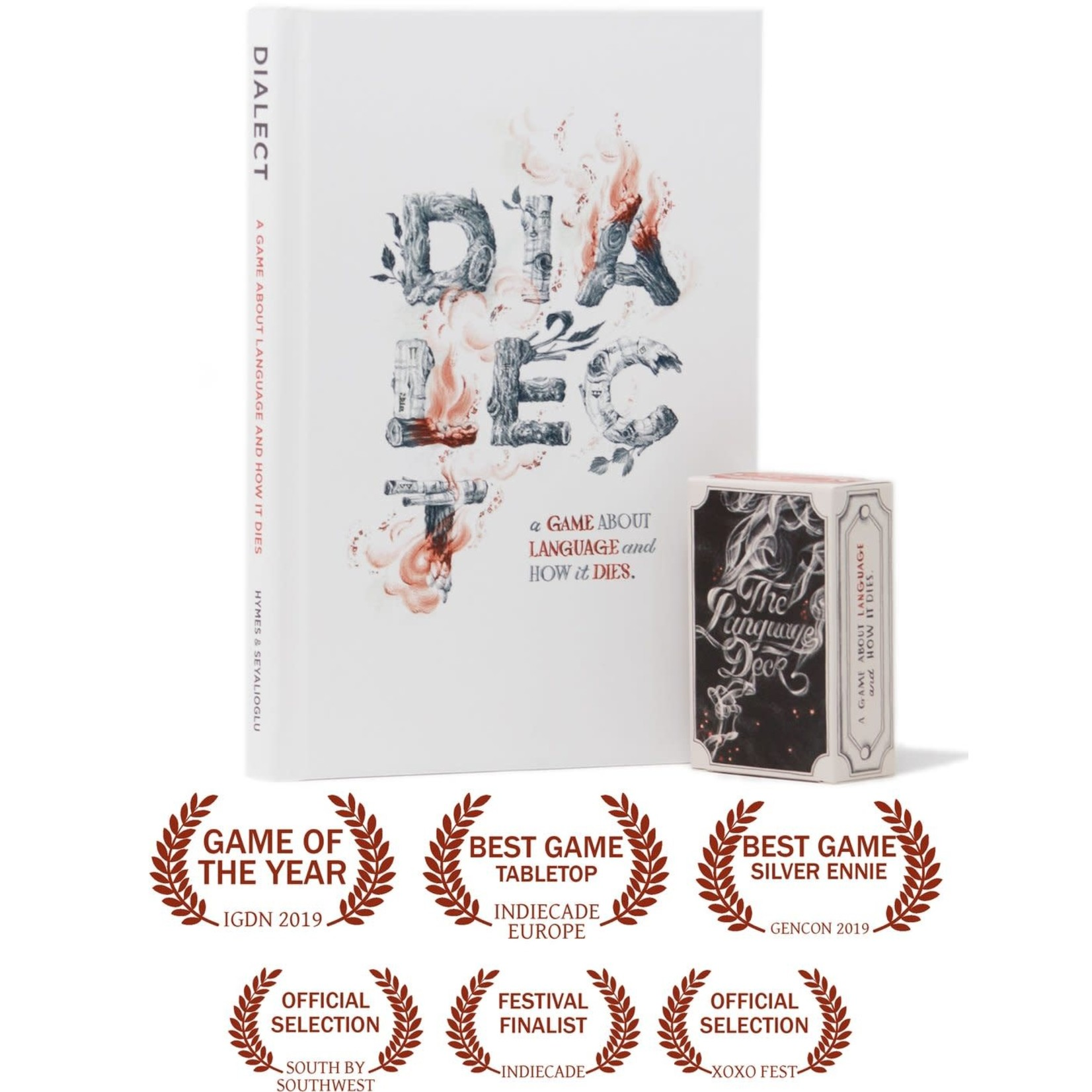 Thorny Games Dialect Book & Cards