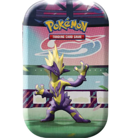 Pokémon Pokémon Galar Power Mini-Tin: Toxtricity
