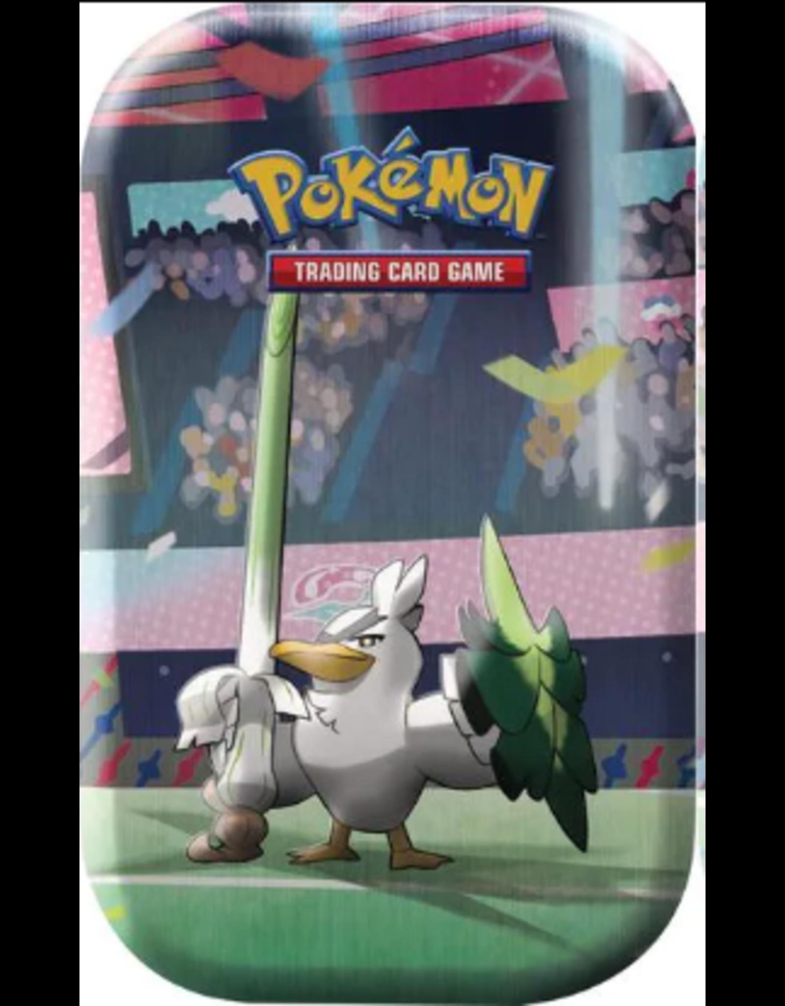 Pokémon Pokémon Galar Power Mini-Tin: Sirfetch'd