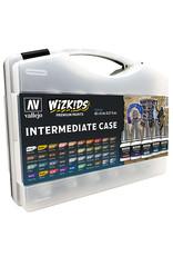 Vallejo Paint Case Intermediate (WizKids)