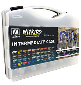Vallejo Paint Case Intermediate (WizKids)
