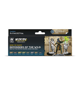 Vallejo Paint Set Defenders of the Wild (WizKids)