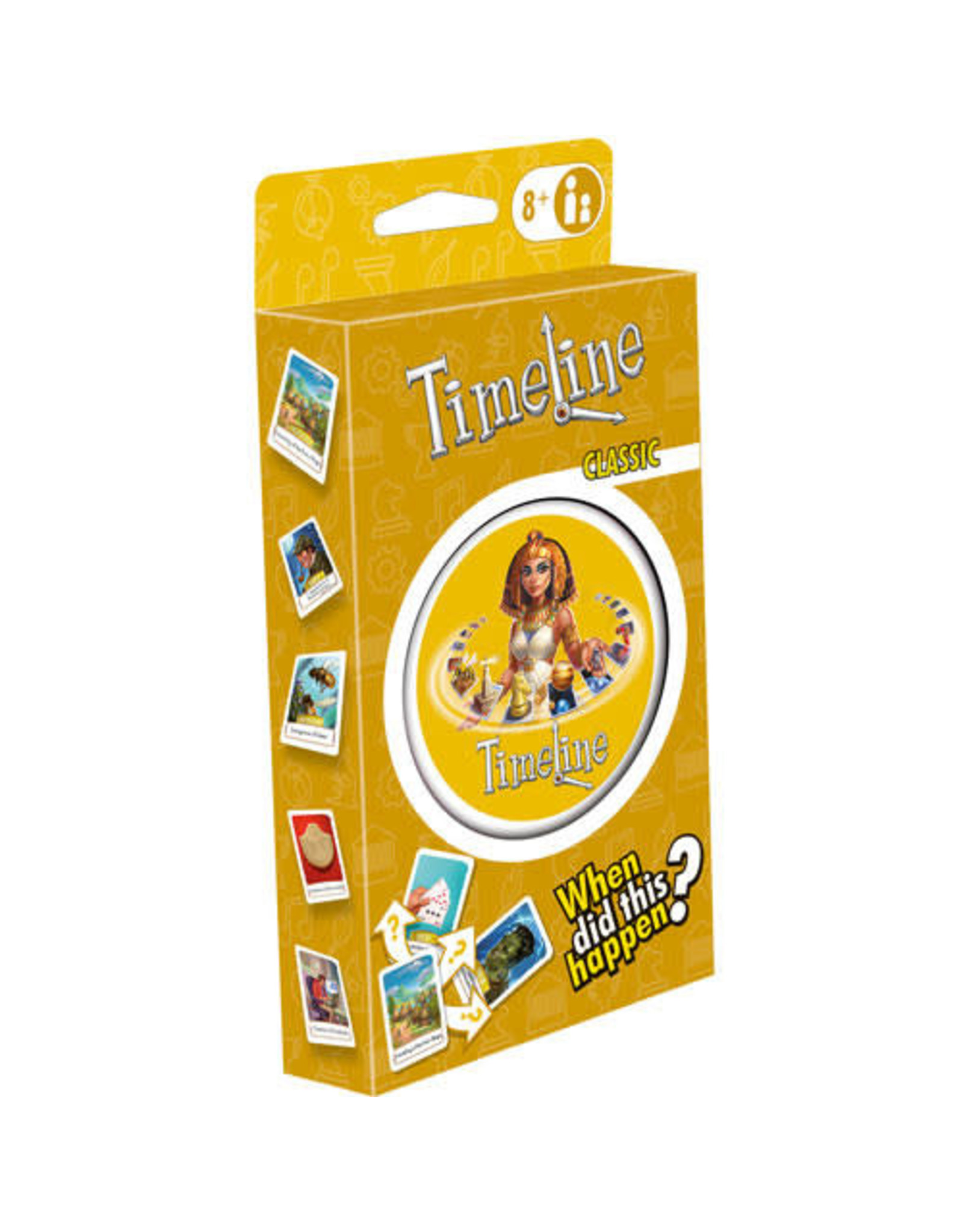 Asmodee Timeline Classic (Eco-Blister)