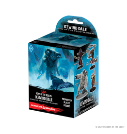 WizKids Minis D&D Icewind Dale: Rime of the Frostmaiden Booster