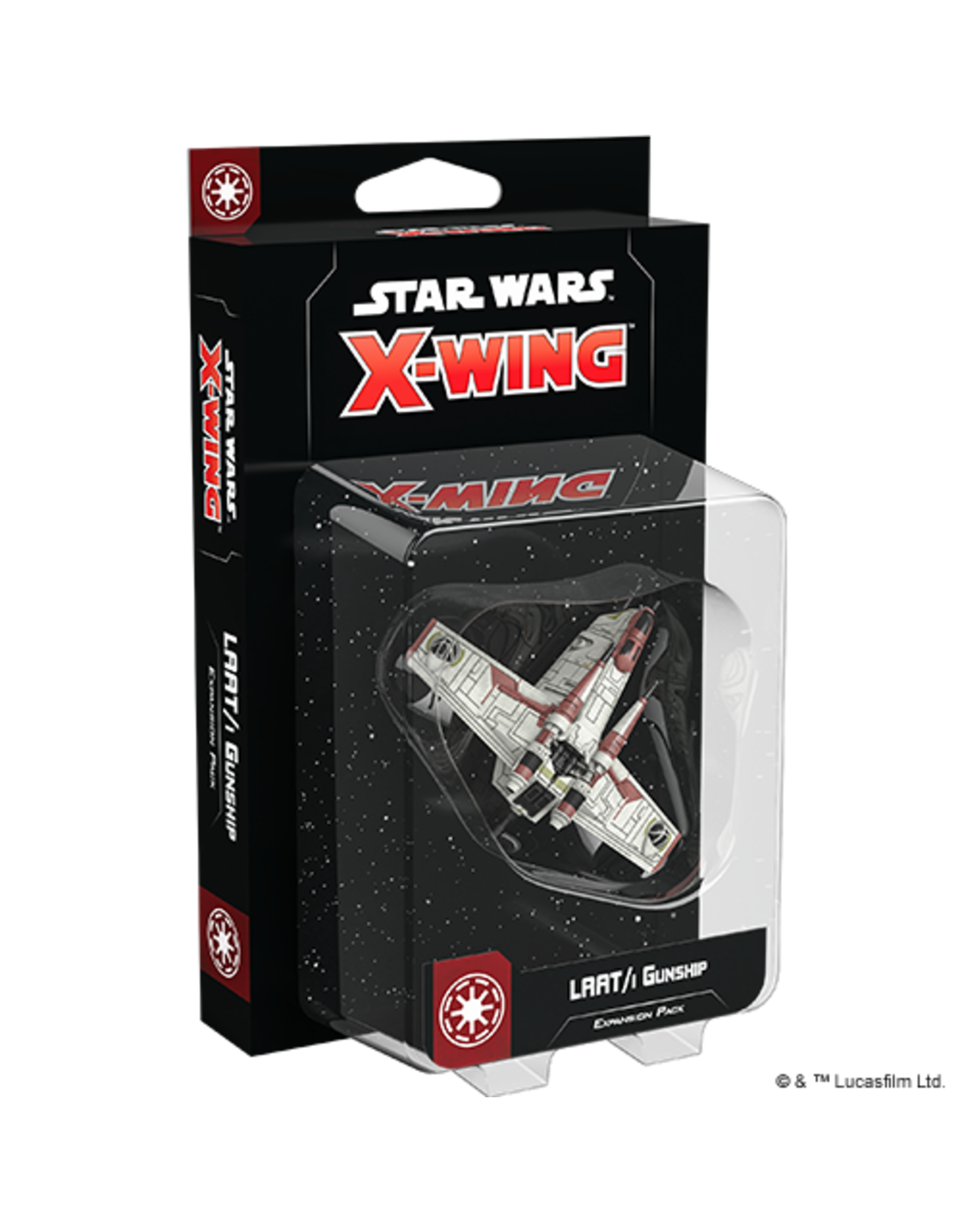Fantasy Flight Games Star Wars  X-Wing 2E LAAT/i Gunship Expansion Pack