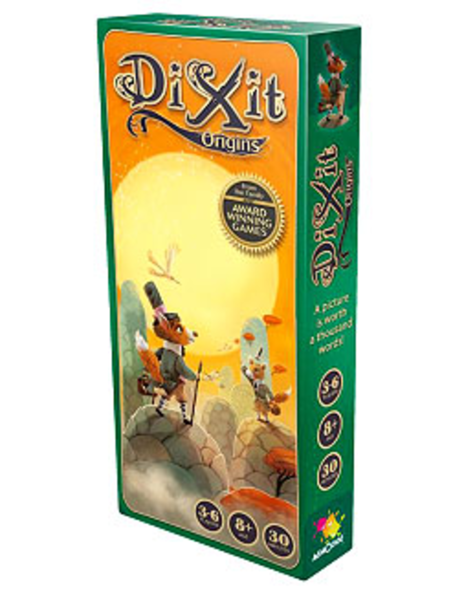 Asmodee Dixit: Origins