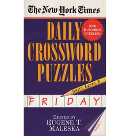 Penguin Random House New York Times: Friday Daily Crosswords
