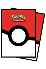 Ultra Pro Pokémon Pokeball Card Sleeves (65)