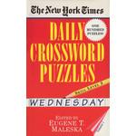 Penguin Random House New York Times Wednesday Daily Crosswords