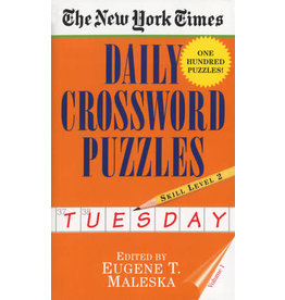 Penguin Random House New York Times Tuesday Daily Crosswords