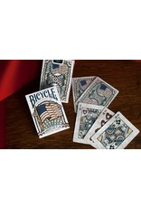 Bicycle Bicycle American Flag Playing Cards
