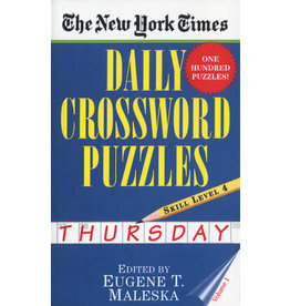 Penguin Random House New York Times Thursday Daily Crosswords