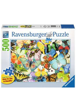 Ravensburger Butterflies 500p