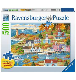 Ravensburger By Land & Sea 500p