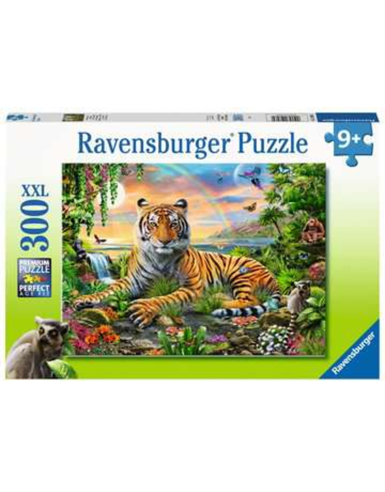 Ravensburger Tiger at Sunset 300p