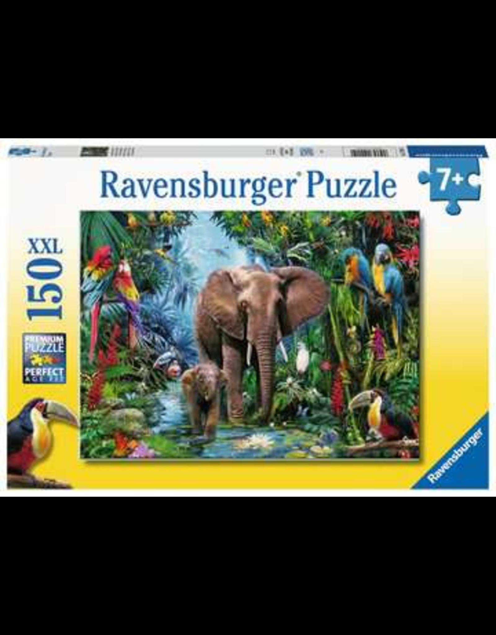 Ravensburger Elephants in the Jungle 150p