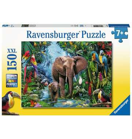 Ravensburger Elephants in the Jungle 150p