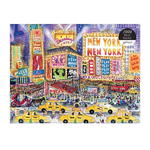 Galison Michael Storrings The Great White Way  - 2000 Piece Jigsaw Puzzle