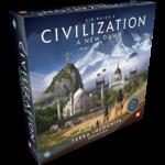 Fantasy Flight Games Civilization: A New Dawn - Terra Incognita Expansion