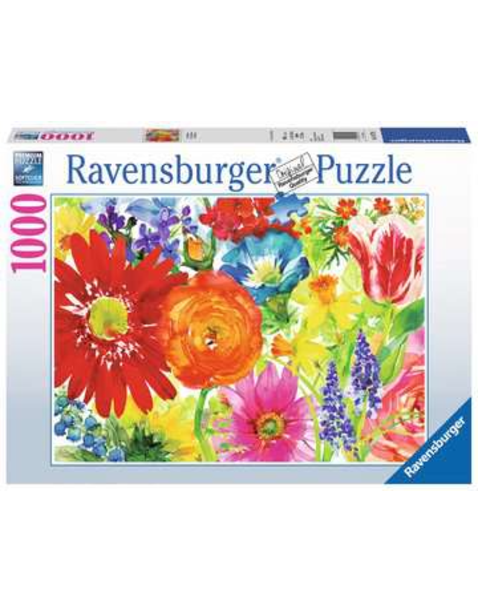 Ravensburger Abundant Blooms 1000p