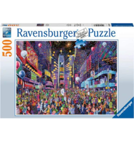 Ravensburger New Years in Times Square 500p