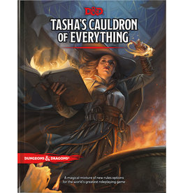 Dungeons & Dragons D&D 5e Tasha's Cauldron of Everything (Regular Cover)