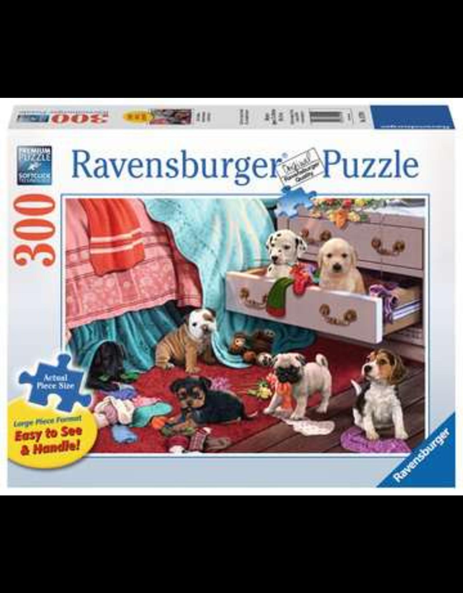 Ravensburger Mischief Makers 300p