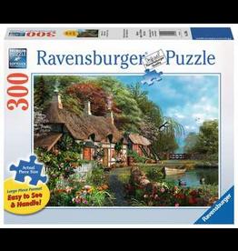 Ravensburger Cottage on a Lake 300p