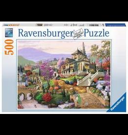 Ravensburger Hillside Retreat 500p