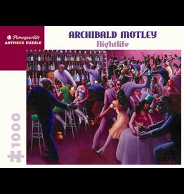Pomegranate Archibald Motley: Nightlife 1000p