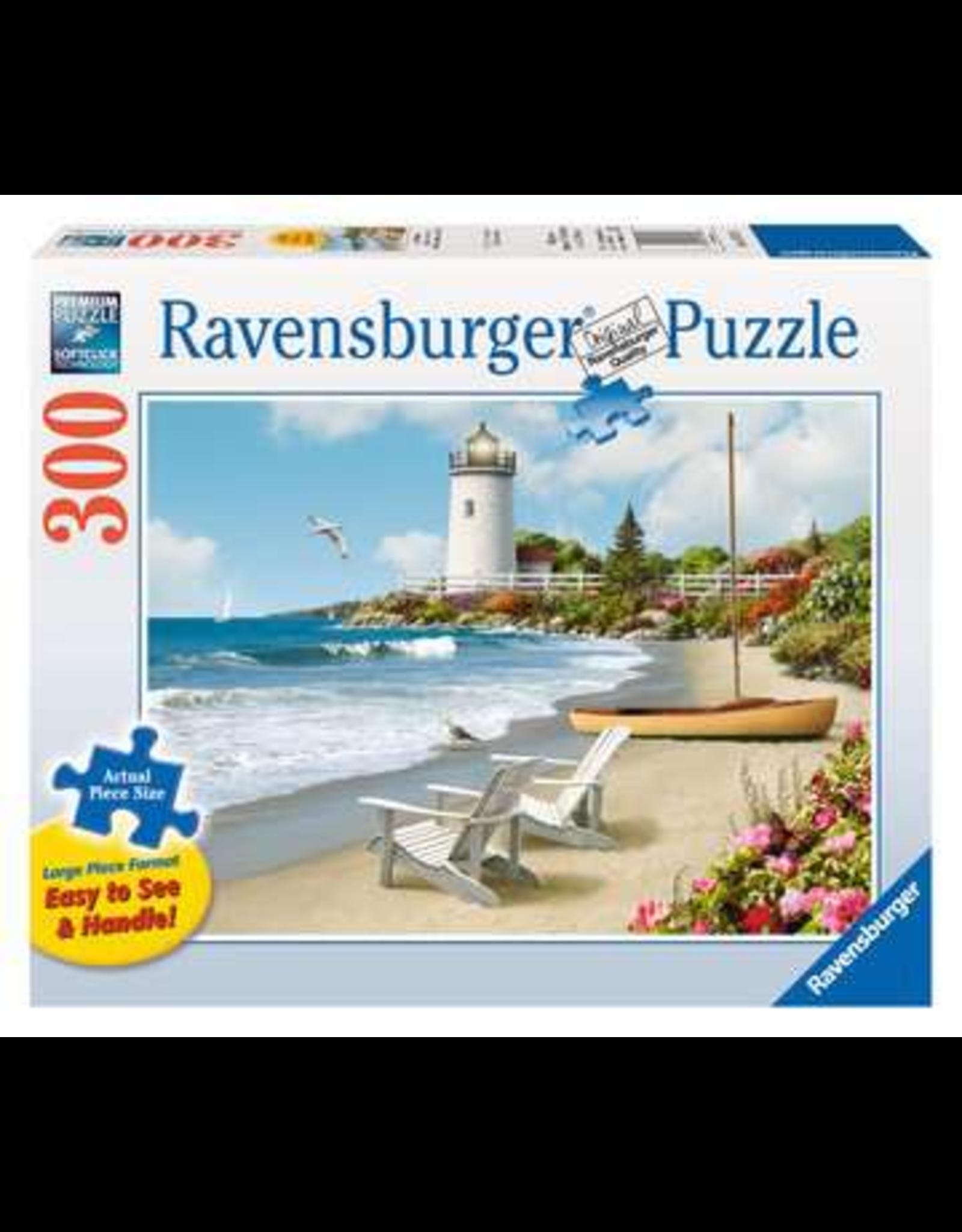 Ravensburger Sunlit Shores 300p