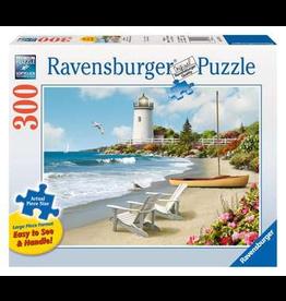 Ravensburger Sunlit Shores 300 - Piece jigsaw puzzle