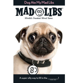 Penguin Random House Mad Libs: Dog Ate My Mad Libs