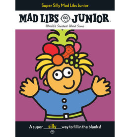 Penguin Random House Mad Libs Junior Super Silly