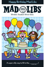 Penguin Random House Mad Libs Happy Birthday