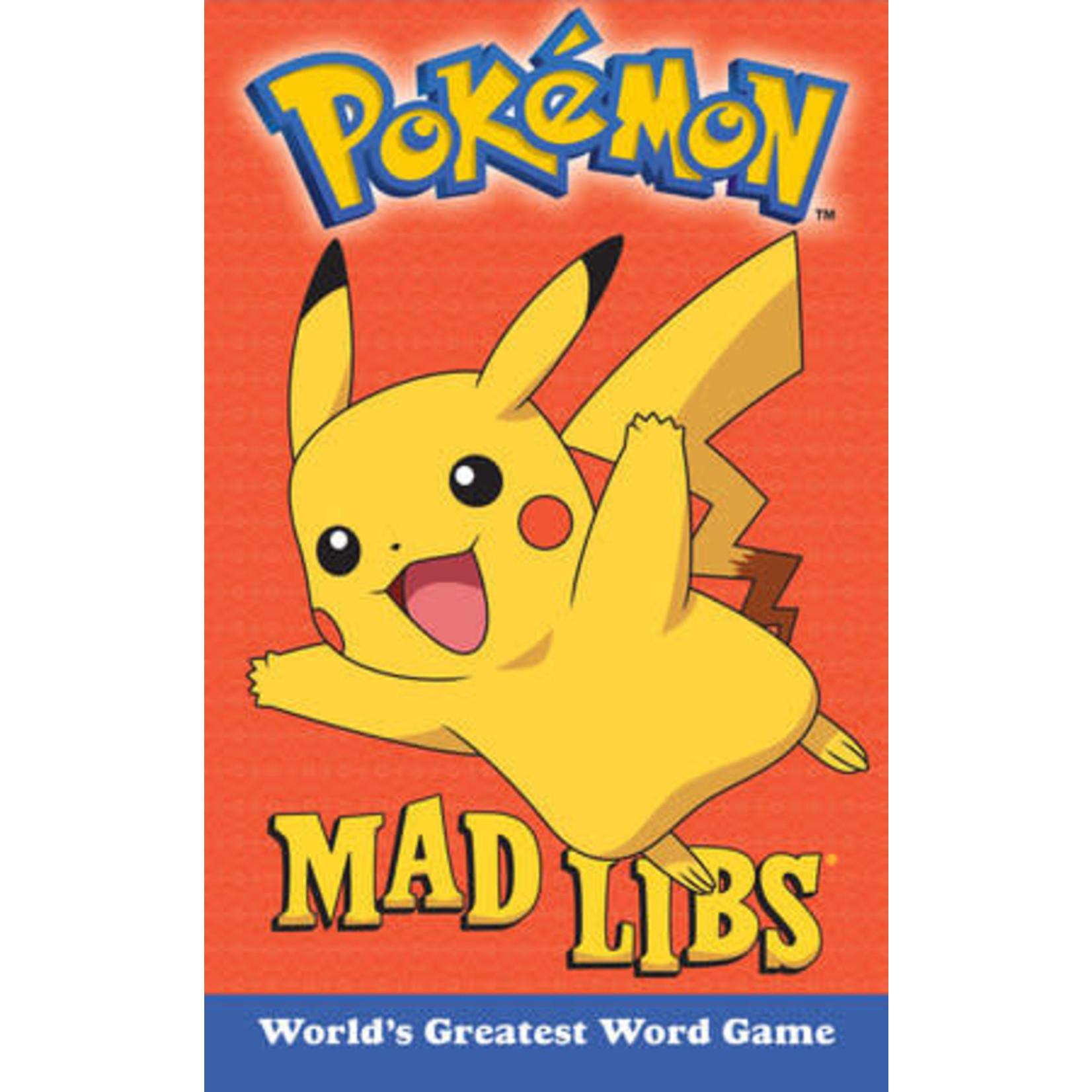 Penguin Random House Mad Libs Pokémon