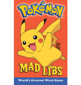 Penguin Random House Mad Libs Pokémon