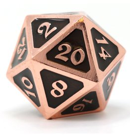 Die Hard Dice Die Hard Dice Dire d20 Mythica Copper Onyx