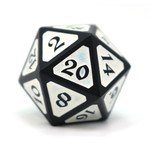 Die Hard Dice Dire d20 Die: Mythica Dreamscape Frostfell