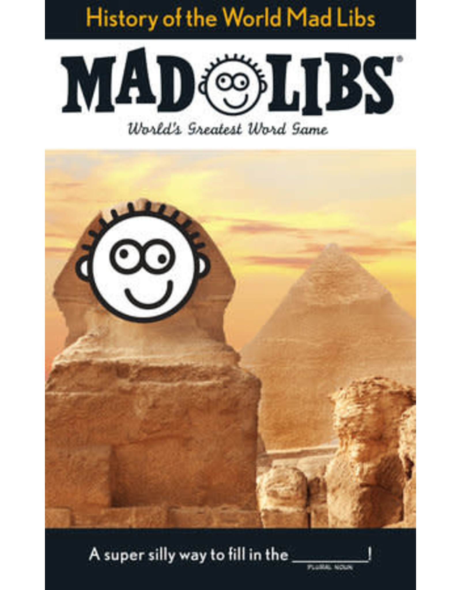 Penguin Random House Mad Libs History of the World