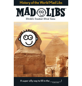 Penguin Random House Mad Libs History of the World