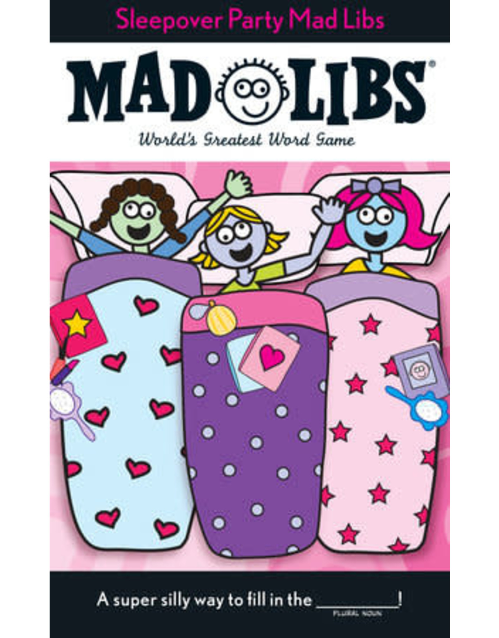 Penguin Random House Mad Libs Sleepover
