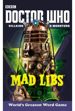 Penguin Random House Mad Libs Dr. Who Villains and Monsters