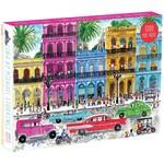 Galison Cuba by Michael Storrings - 1000 Piece Jigsaw Puzzle
